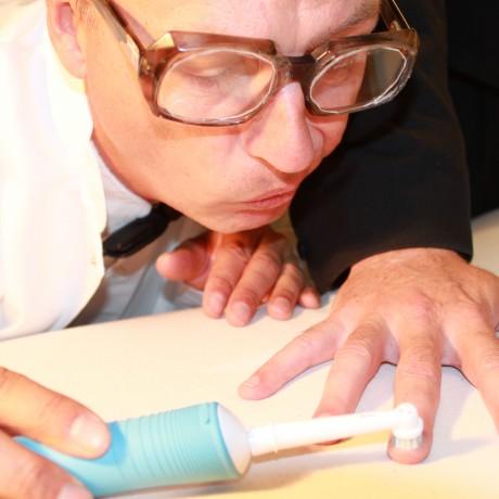 Los Problemos De Skøre Tjenere manicure