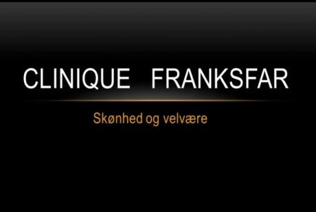 Clinique Franksfar